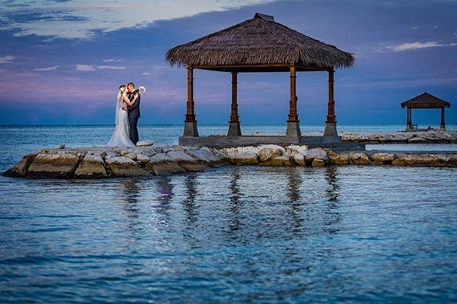 Back to Jamaica please? #stevenandlilyphotography #weddingphotographer, #richmondphotographers, #virginiaweddingphotographer, weddingphotography, #ido, #huffpostido, #photooftheday, #travelingweddingphotographer, #chasinglight, #creativityfound, #thesecondshot, #jamaicawedding, #sandalsmontegobay, #madewithmagmod