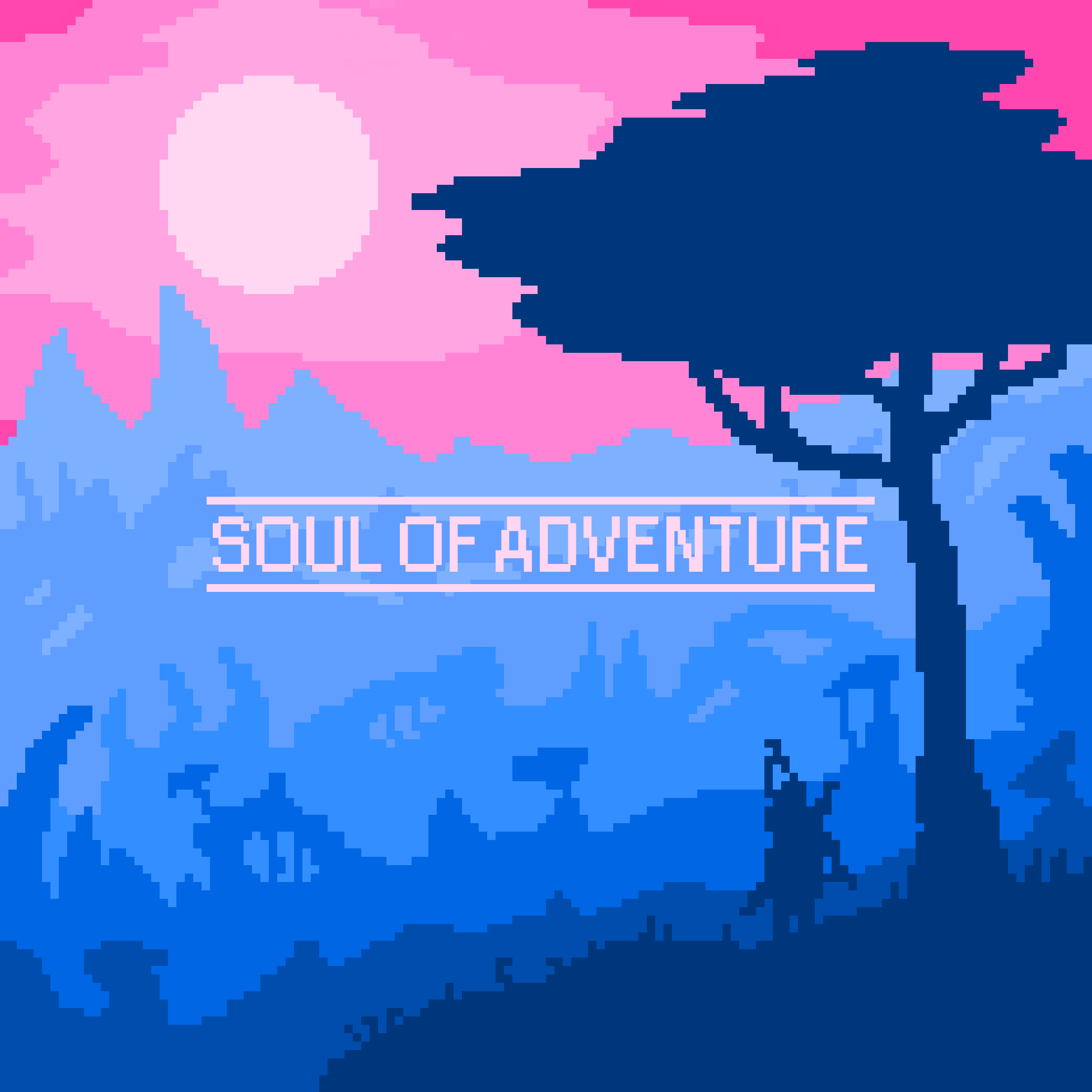 "Original artwork ""Soul of Adventure"" by Ian Aisling"