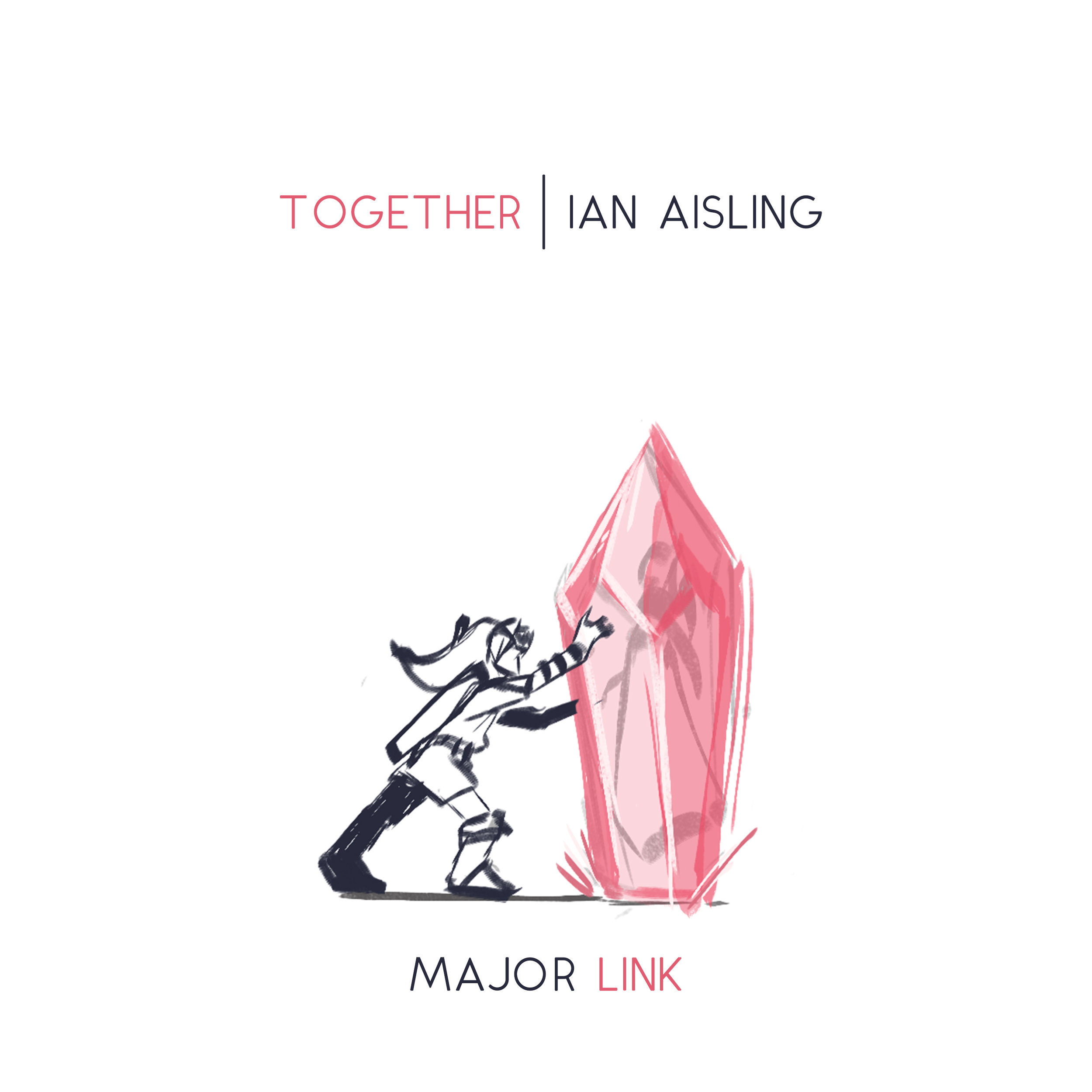 "Original artwork ""Together"" by MajorLink."