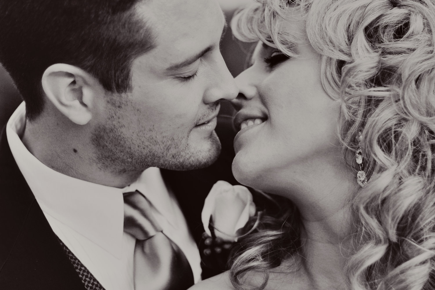 Bride and Groom -
