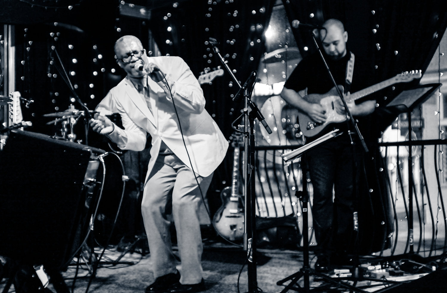 Terry Brown & Fire - At Blue 5 Restaurant