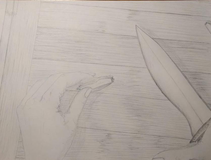 Art by: Veraveida Pera Written: 26 September 2018