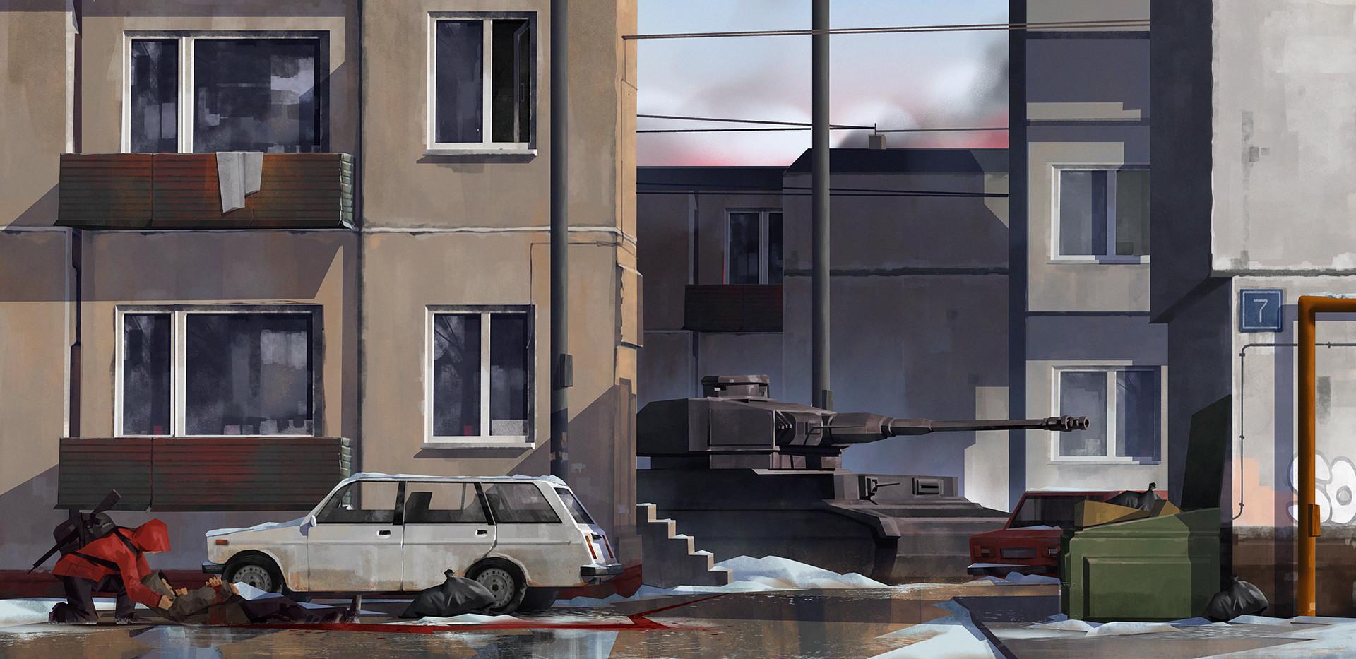 Art by:  Max Birdfall  Written: 5 October 2018