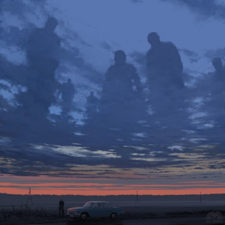 Art by:  Alex Andreev