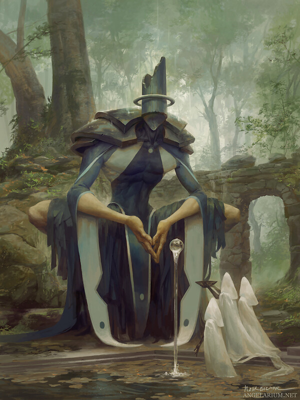 Art by:  Peter Mohrbacher