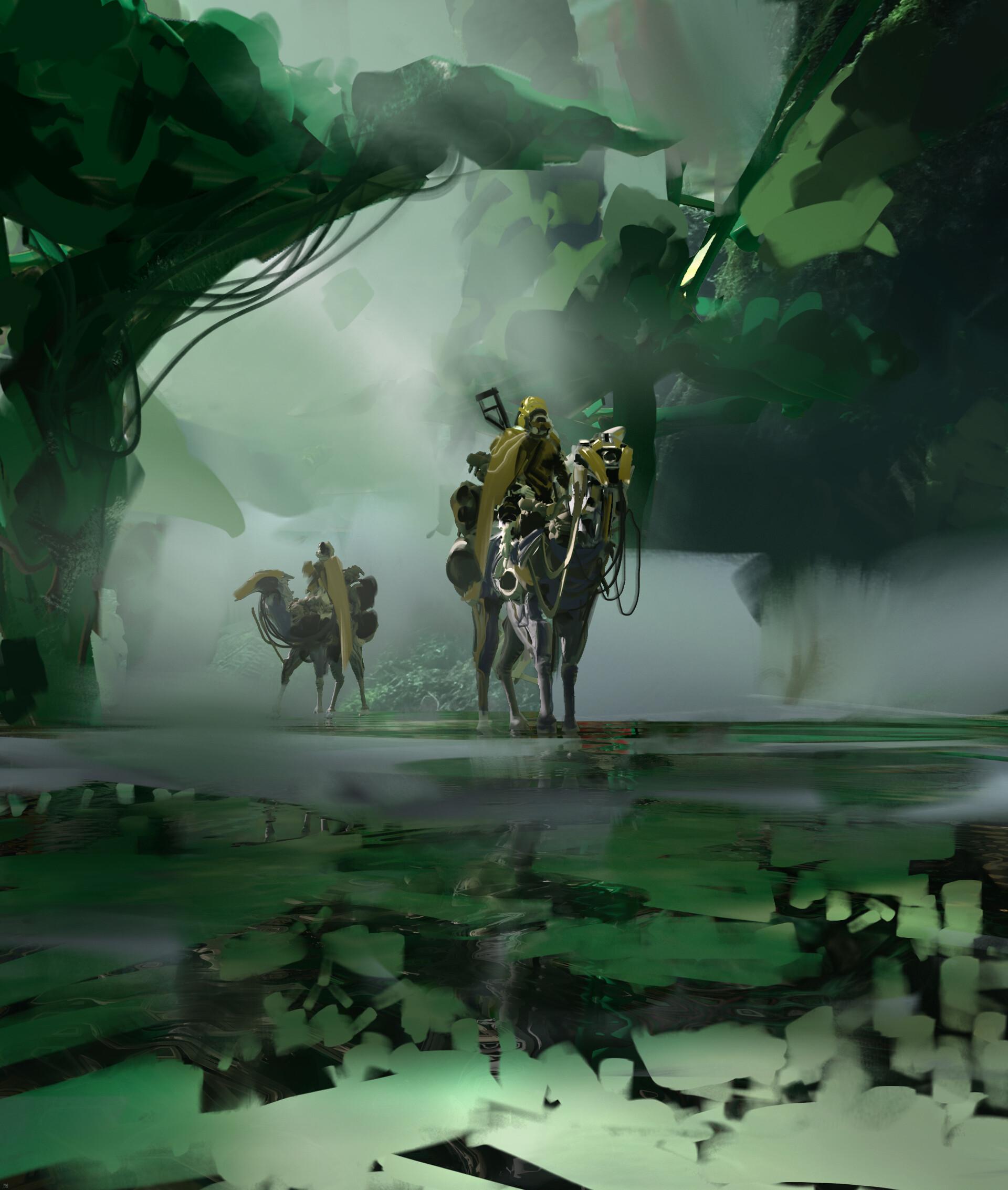 Art by:  Wadim Kashin