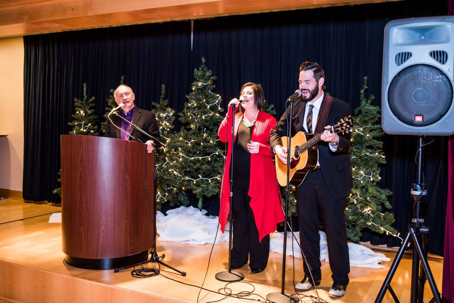 Special Music with Dr. Mark Jones and Amanda and Zach Smith