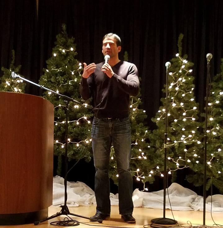 2016 Guest Speaker Nico Lahood