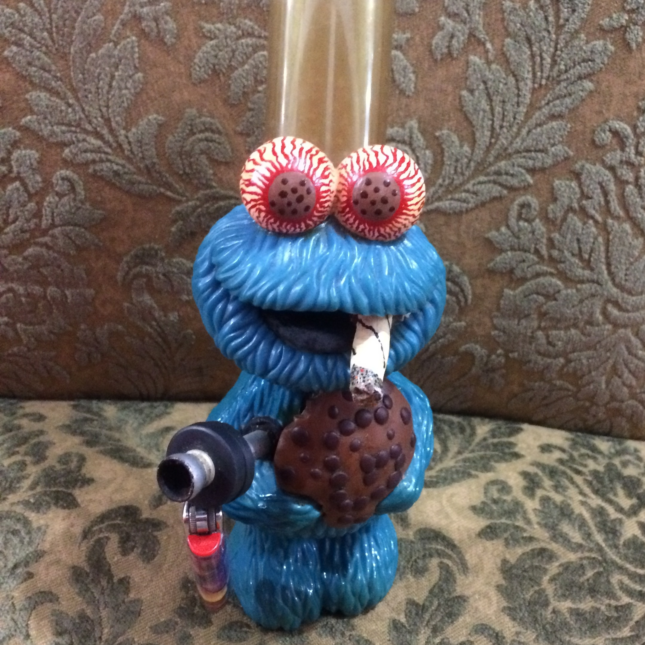 Oh, Cookie Monster!