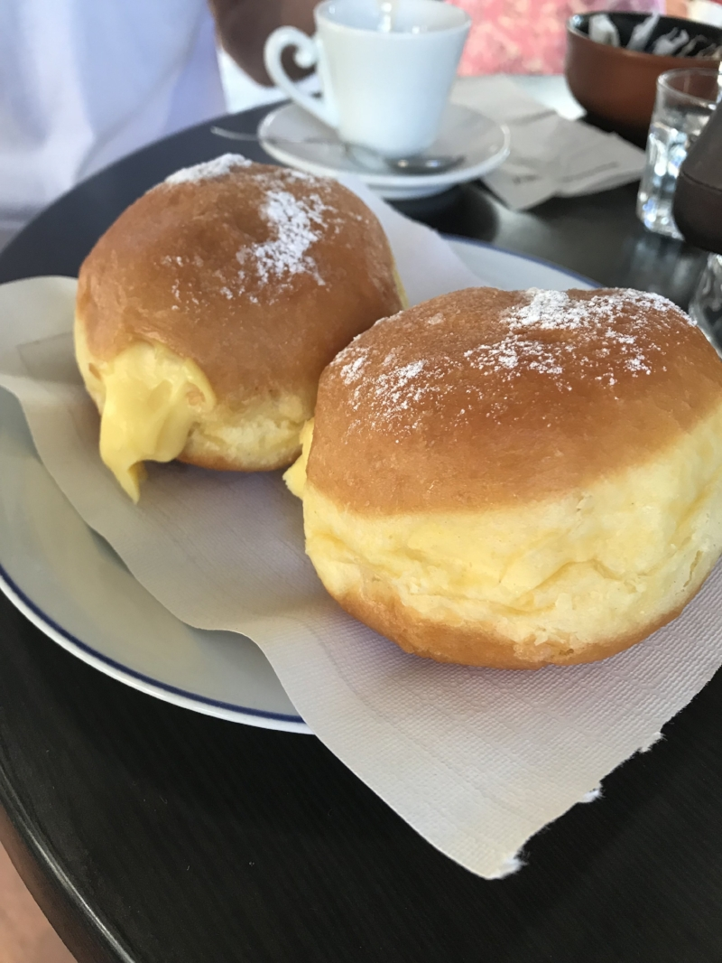 MY FAVORITE PASTRY
