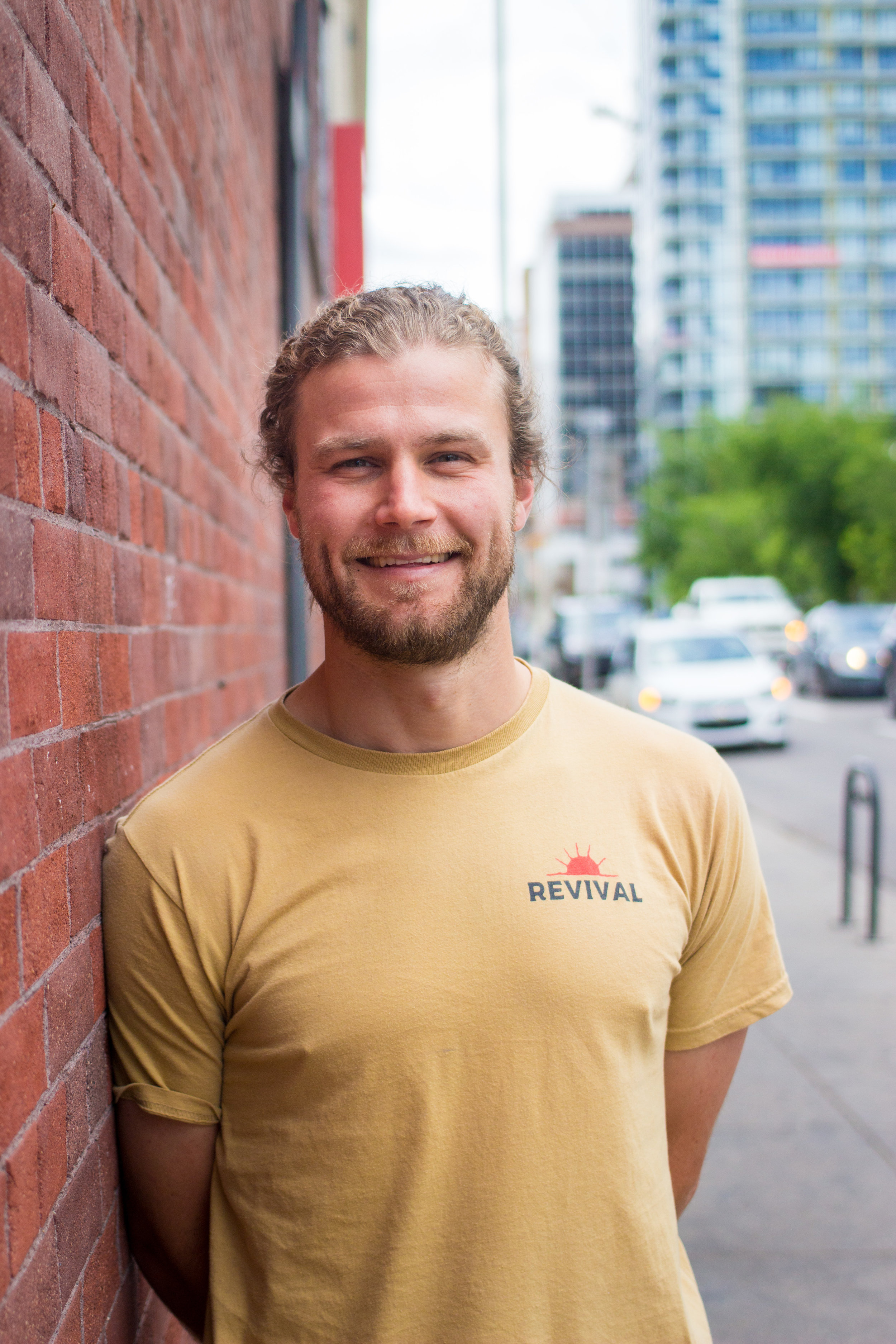 Dave Sauvé has been the Regional Manager of  Leopold's Tavern  in Victoria Park since its arrival to the community in 2017. He oversaw the first out-of-province venture for the restaurant, which was founded in 2013 out of Regina, SK. In Leopold's Tavern, Dave helps curate amazing eats, exceptional craft beer, and outrageously good times.  As a passionate cannabis consumer, Dave applies his skillset to curate sophisticated ancillary cannabis products and creating thoughtful low-dose cannabis-infused edibles and drinkables.  Connect with Dave on Instagram:  @dricosauve