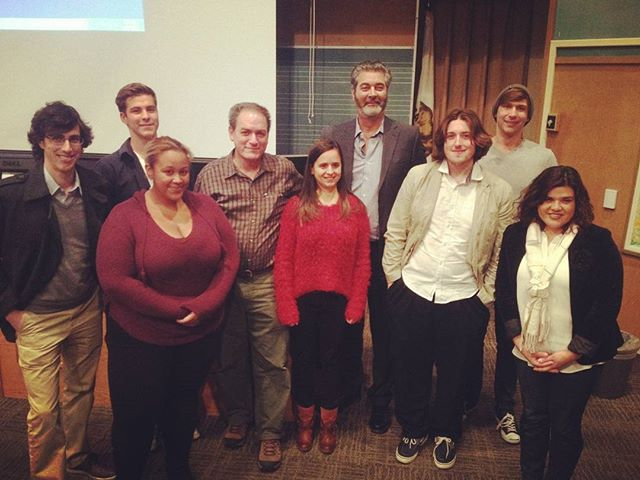 We would like to extend a great big thank you to our guest speakers from @IEEEorg Brian Hagerty, #womenInSTEM reps Anna Papio Toda and Brenda Perez, and Delta Systems owner Brian Downing for sharing their inspiring career stories. Here we have our illustrious chapter President @fruitbatzombie and chapter and council member Cody Emerik along with @occstemclub president Alexander Scott and Vice President Lucas Swyden with our distinguished guest speakers. #stem #cte #womenInStem  #engineering #PLC #entrepreneurs #electriciansAndCapitalists @orangecoastcollege #communityCollege #inspiration #mentors #careerprofessionals