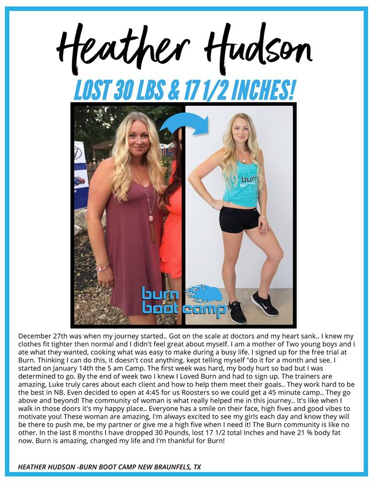 new braunfels photographer burn bootcamp transformation