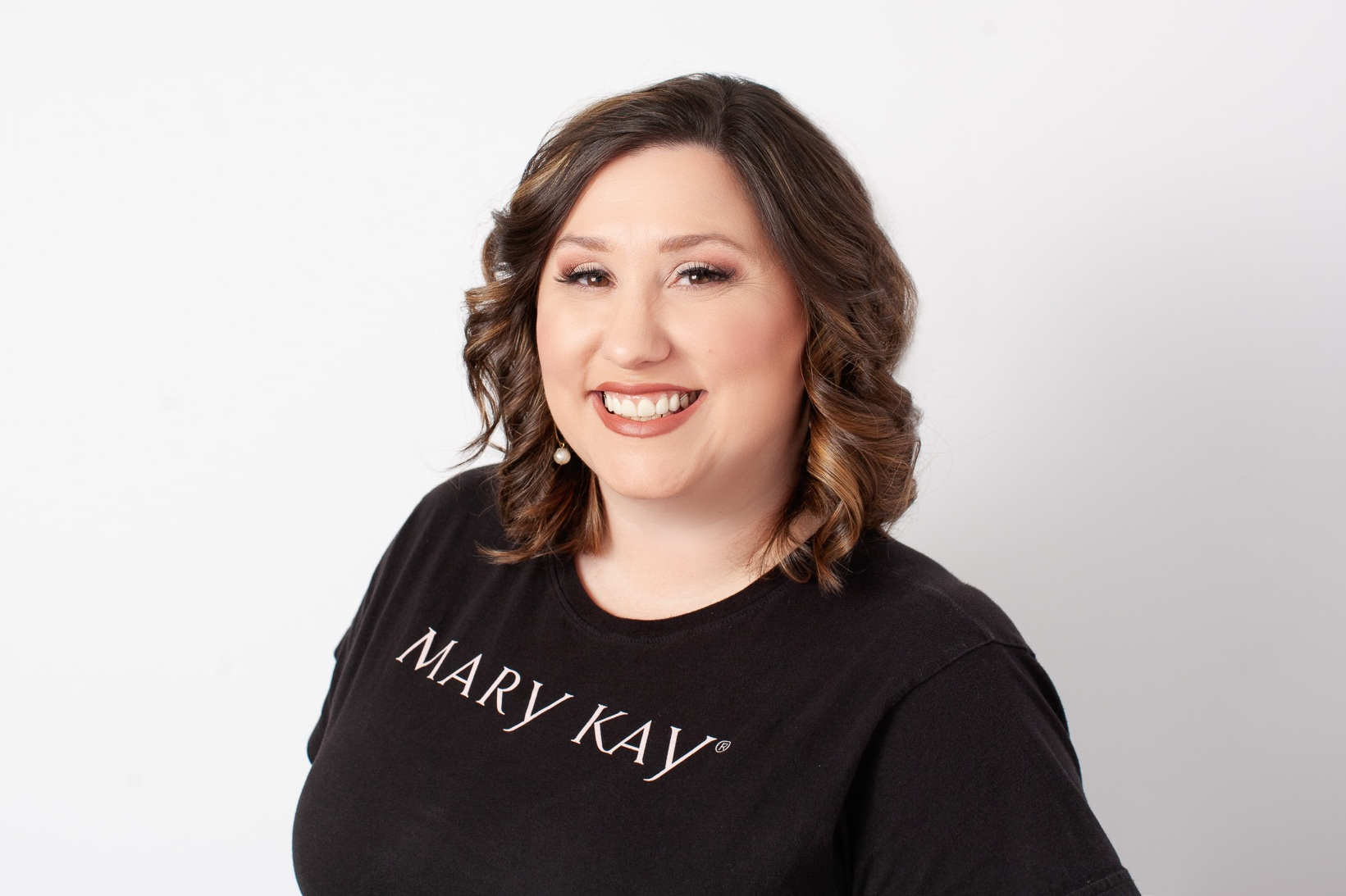 mary kay smiling woman headshot new braunfels headshot photographer