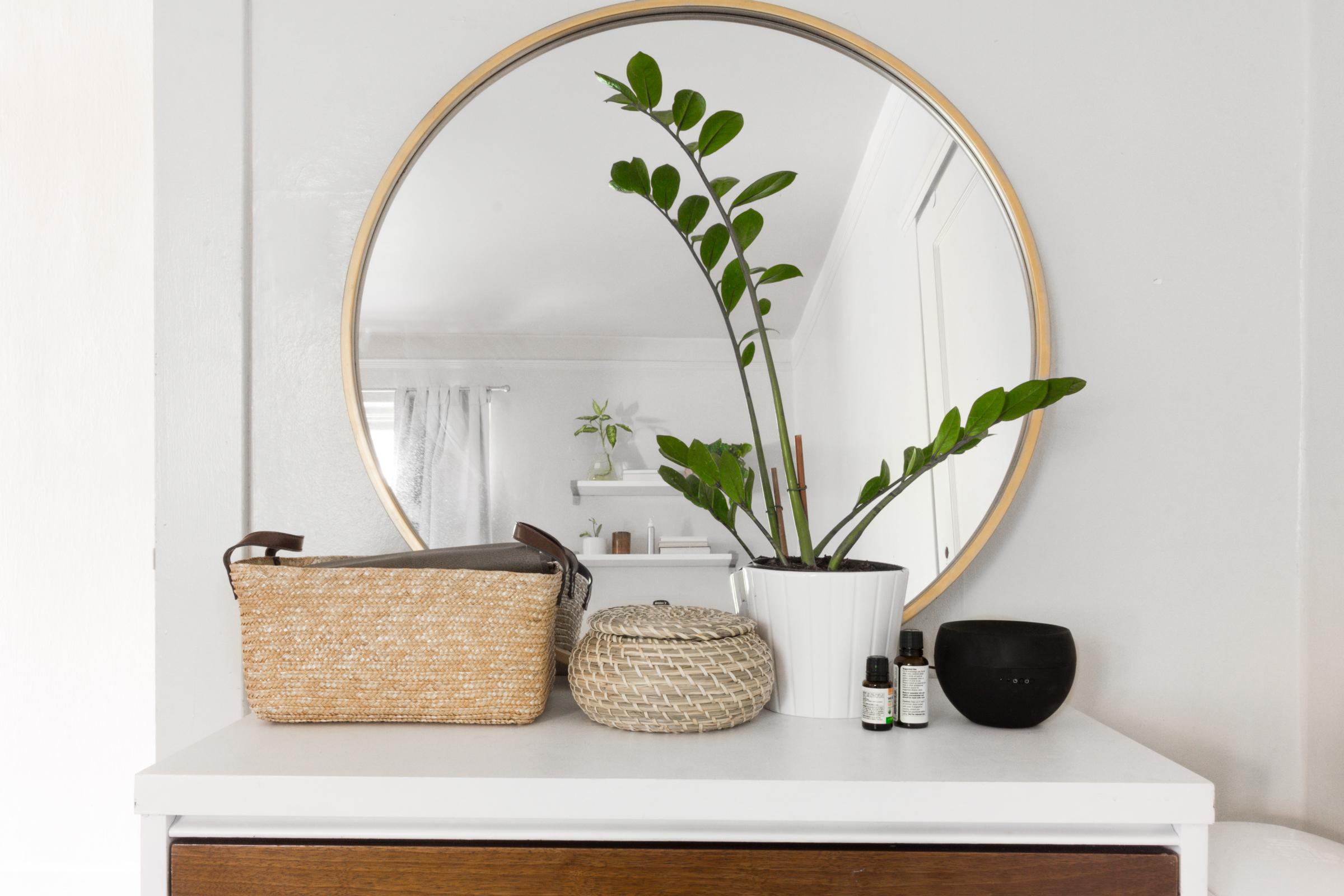 SHOP:  Mirror     Basket     Diffuser