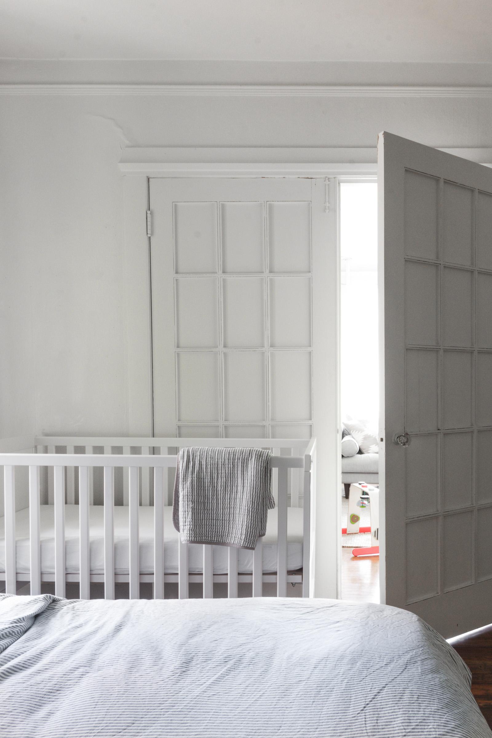 SHOP:  Baby Blanket     Crib