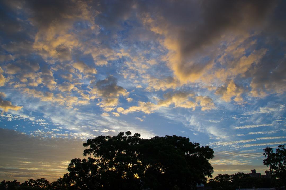 sunset Airbnb Montevideo uruguay