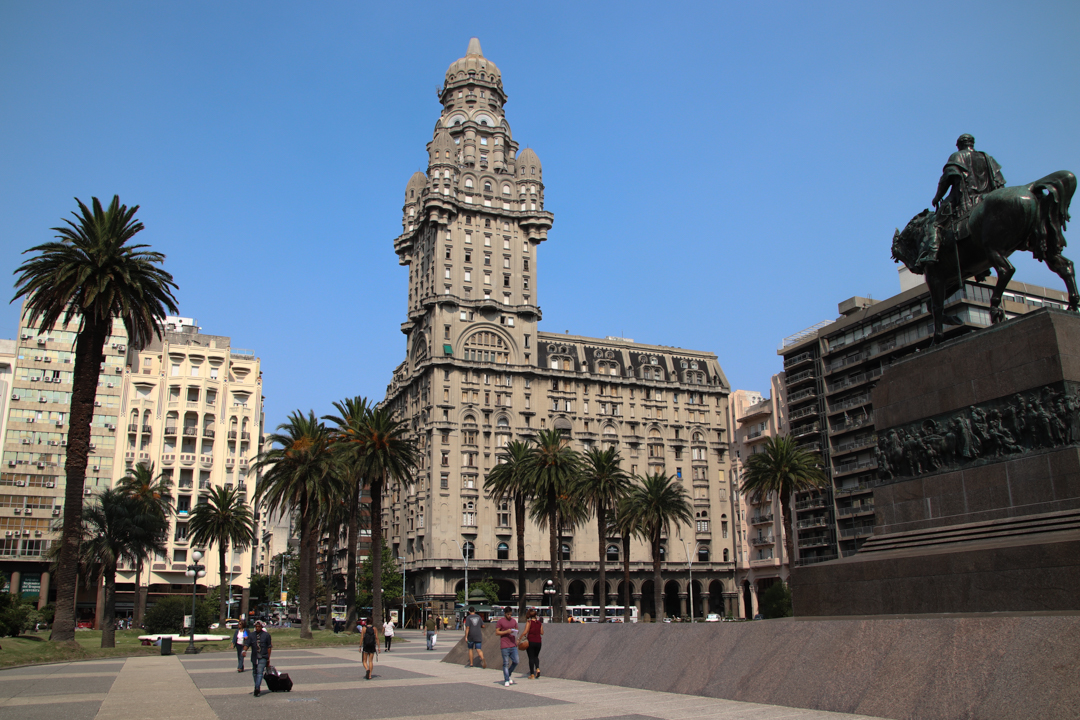 Montevideo Uruguay city life