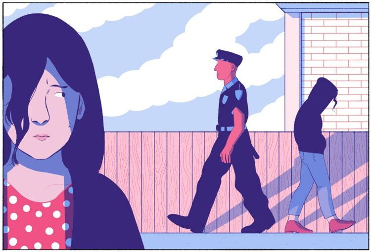 DEAR OFFICER:  Letters between a cop and teen analyzing America's deeply flawed police system.