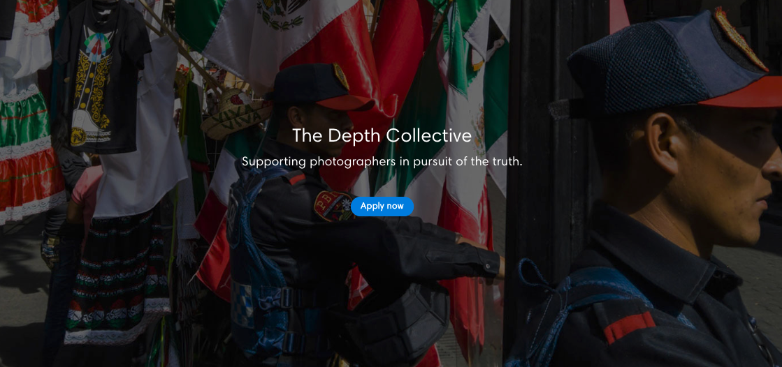 The Depth Collective: Light's photojournalism initiative