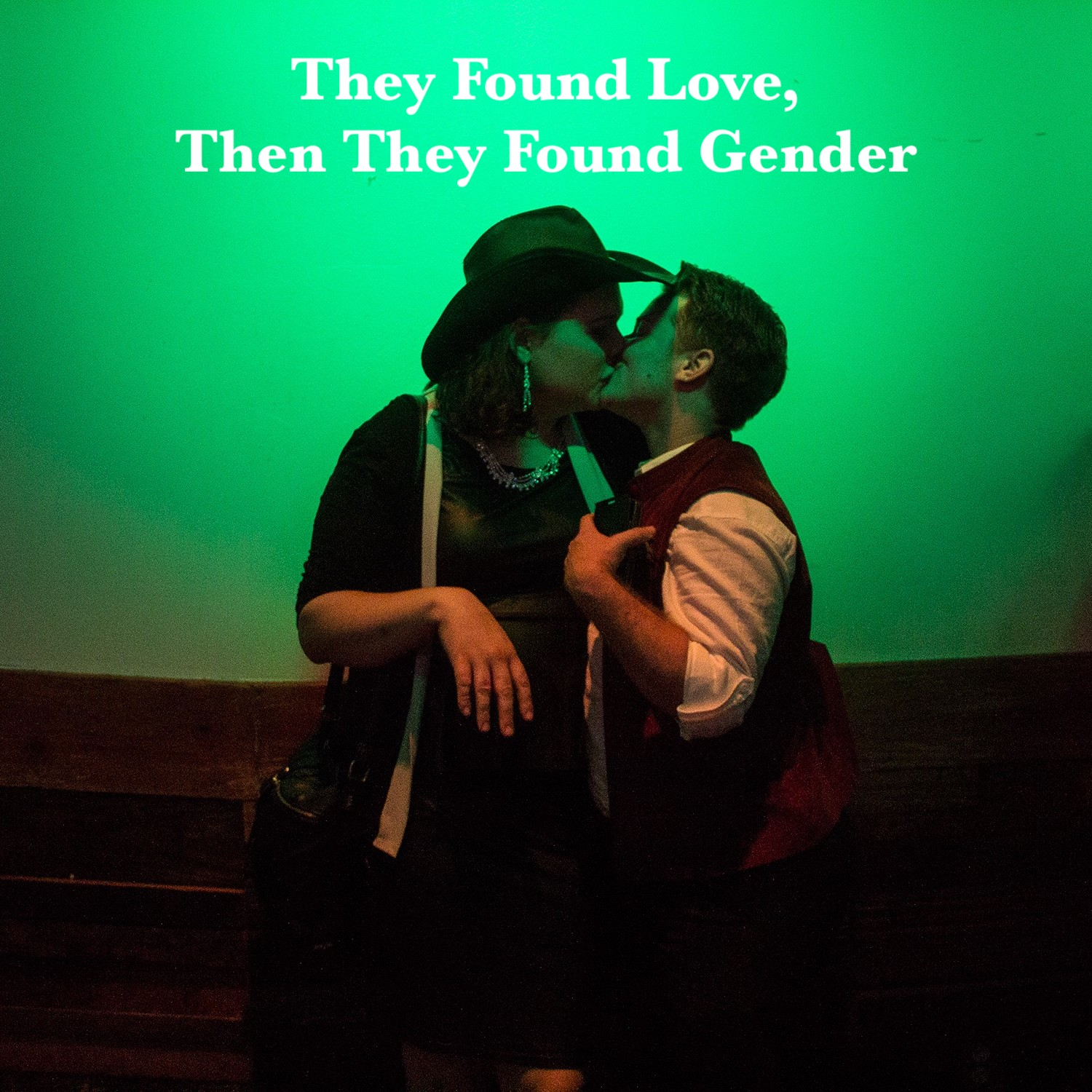 FEATURE:  The complex, modern love story of a gender-fluid couple.