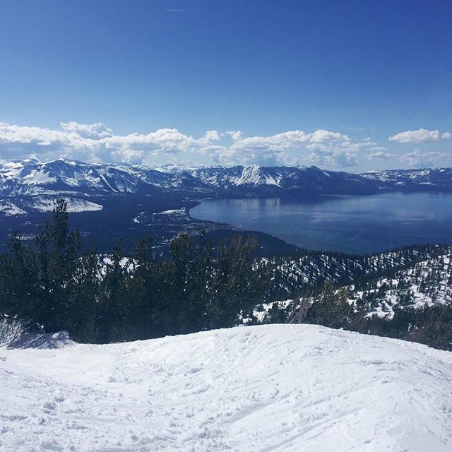 Heavenly day @skiheavenly #springbreak #ski🎿