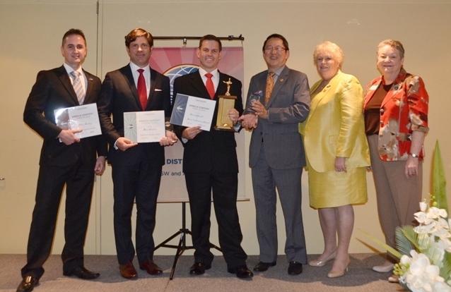 2014 District 70 Evaluation Contest
