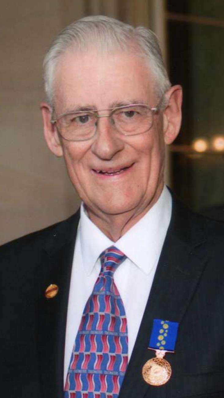 Gary Wilson DTM, PDG, OAM