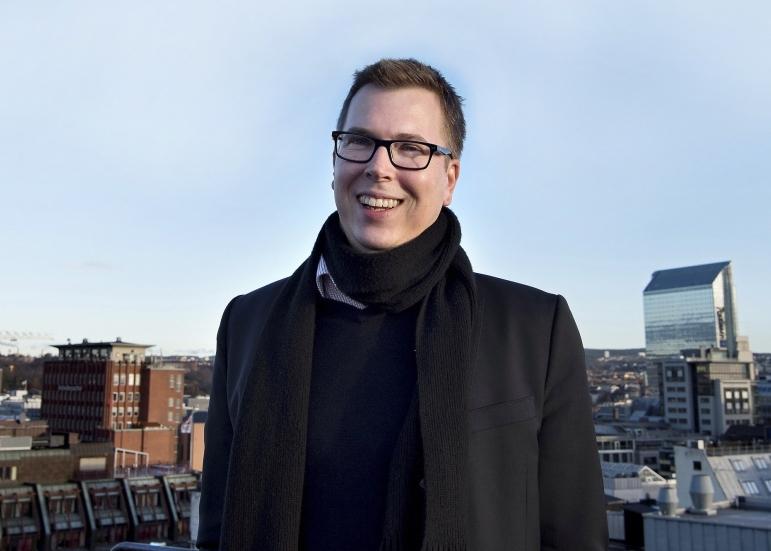 Eirik Hoff Lysholm   Sjefredaktør og adm. dir. i Dagsavisen