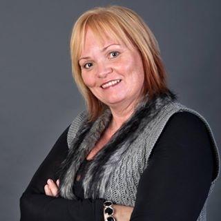 Marit Ulriksen   Sjefredaktør i Rana Blad
