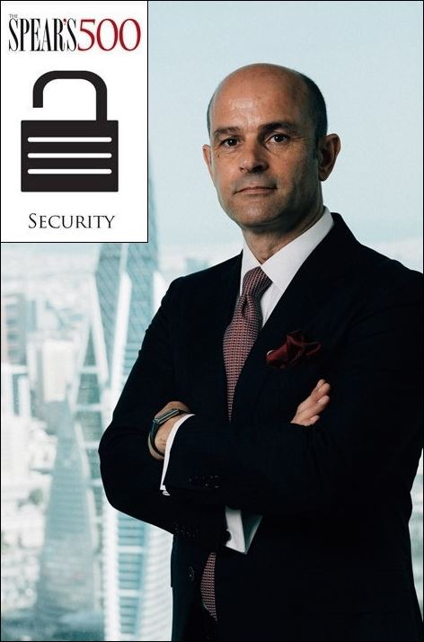 Did you know? Le Beck CEO Anthony J. Tesar was included on the SPEAR'S 500 list for Security for three years in a row from 2015-2018.