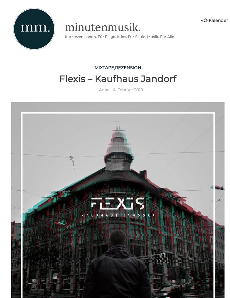 Kaufhaus Jandorf Rezension