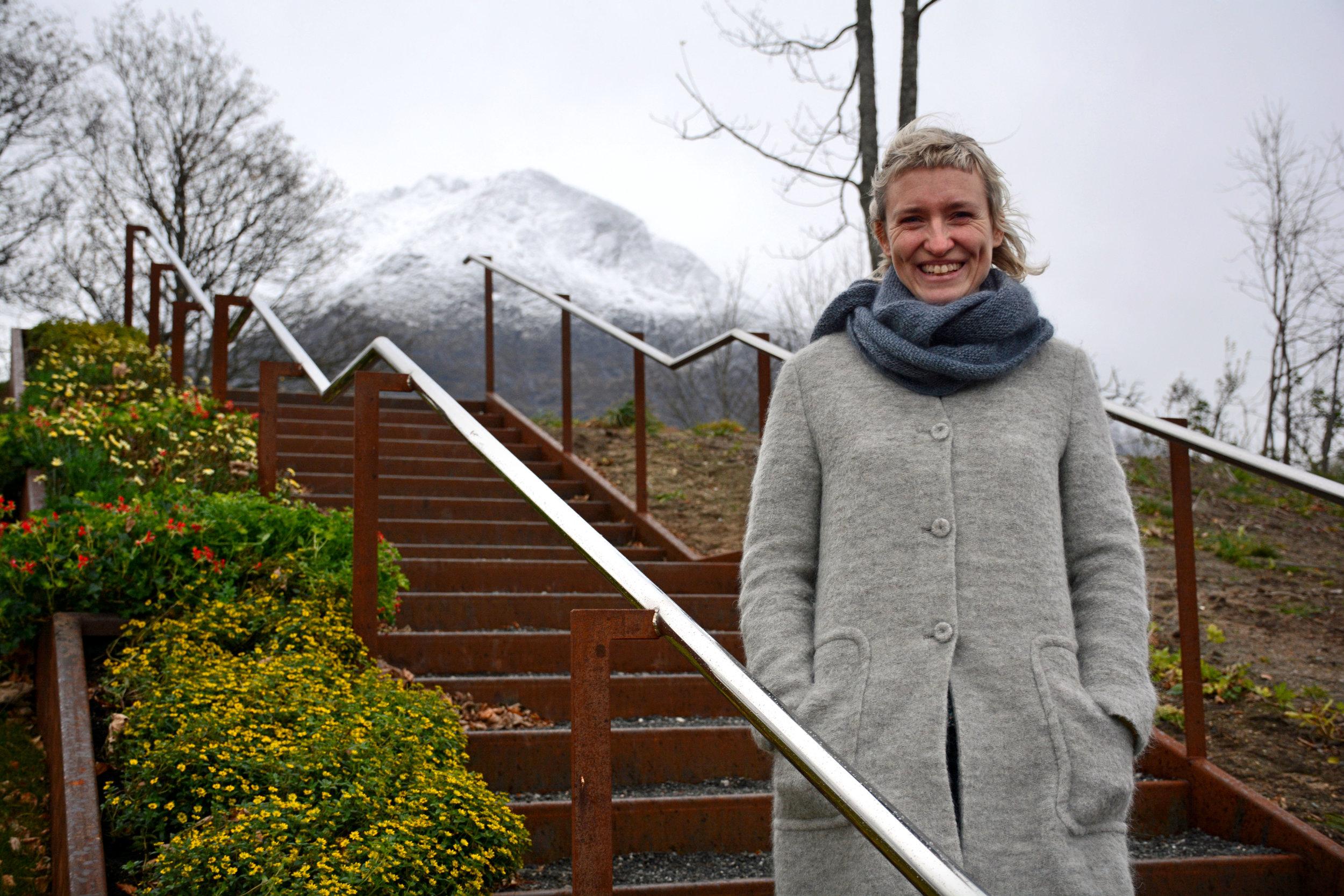 Bytrappa - Mari Hagen