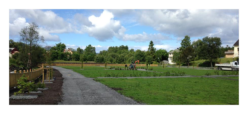 Langevåg kirkegård