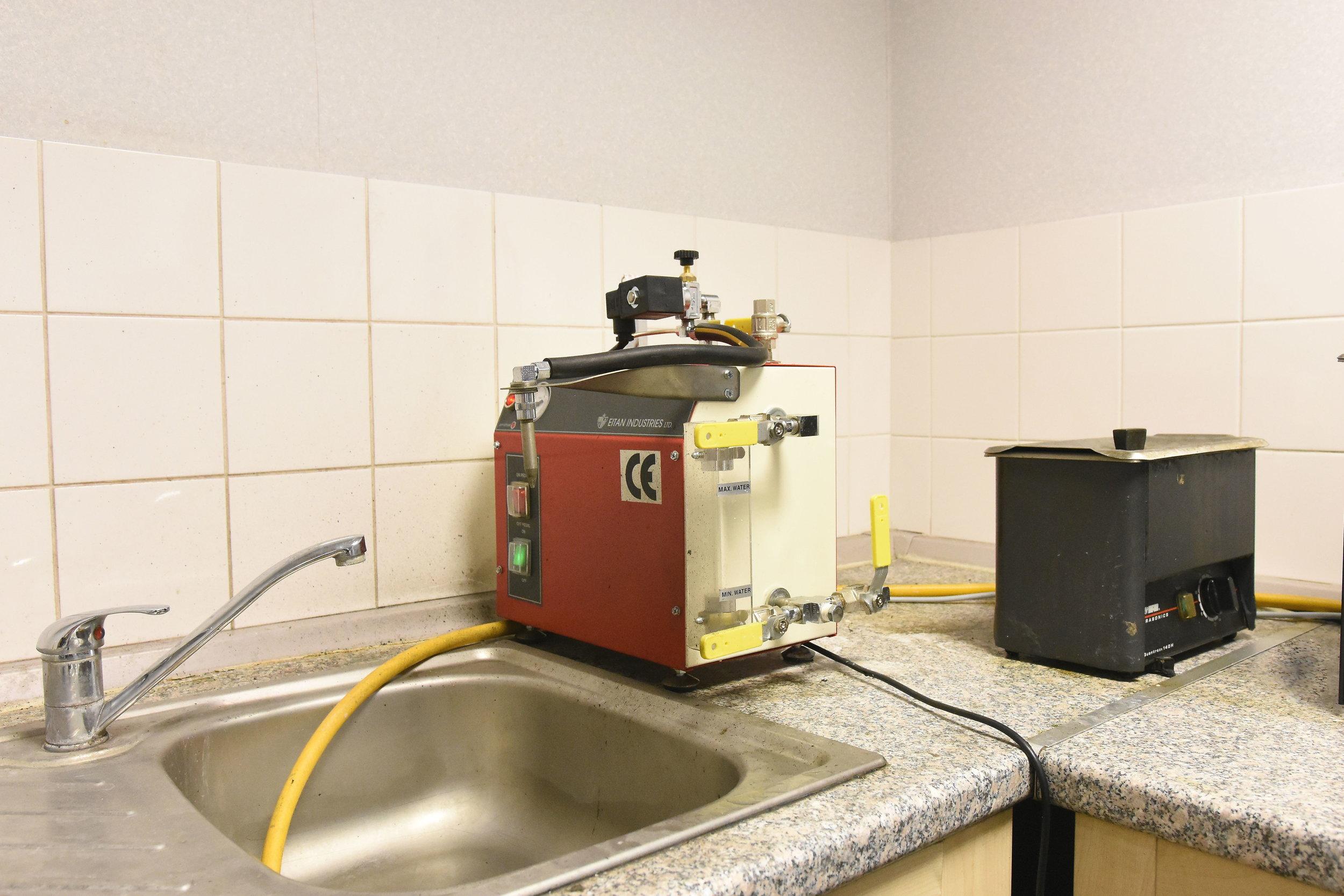 Eitan Steam Cleaner 12 bar Pressure