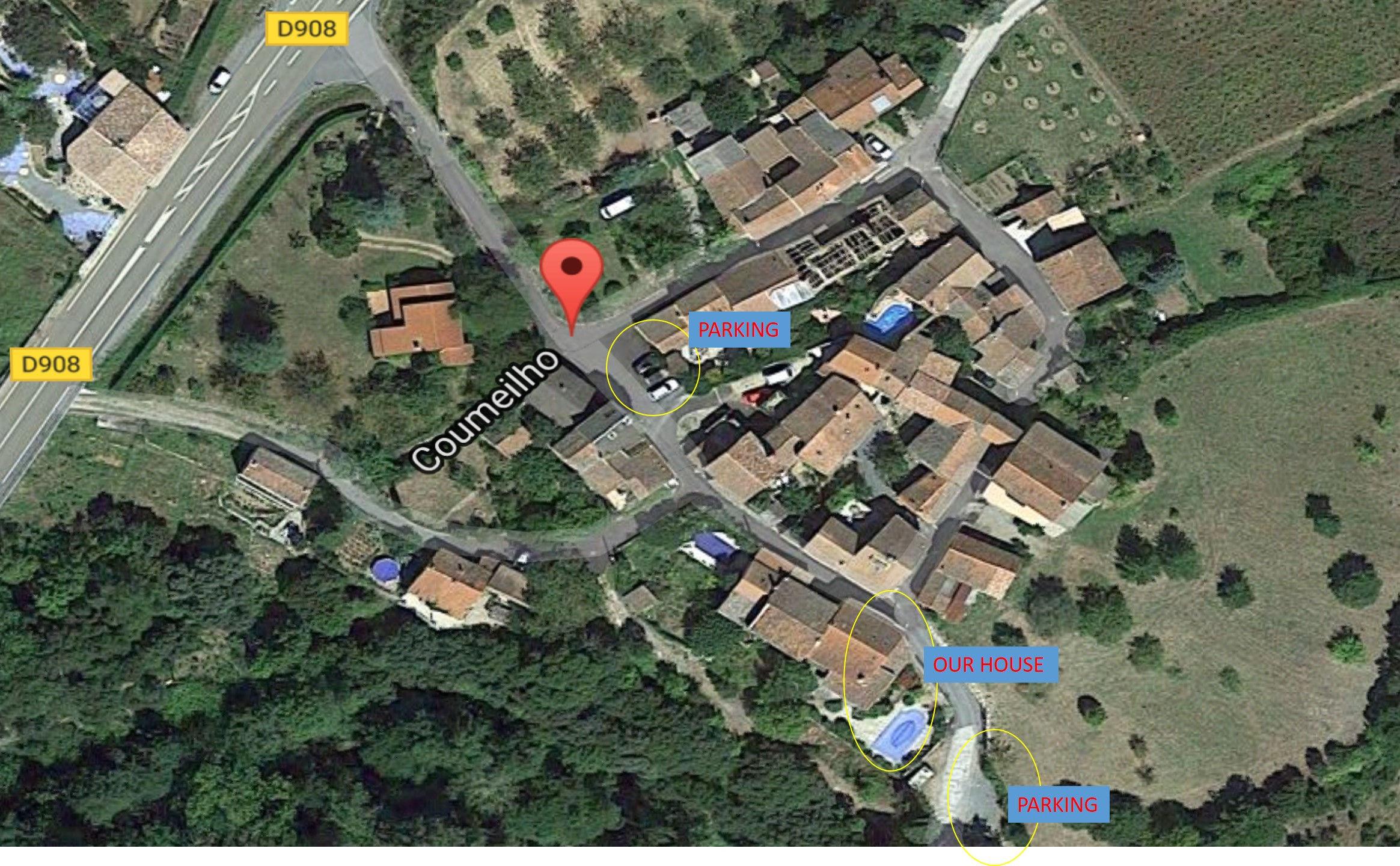 map of maisondesreves
