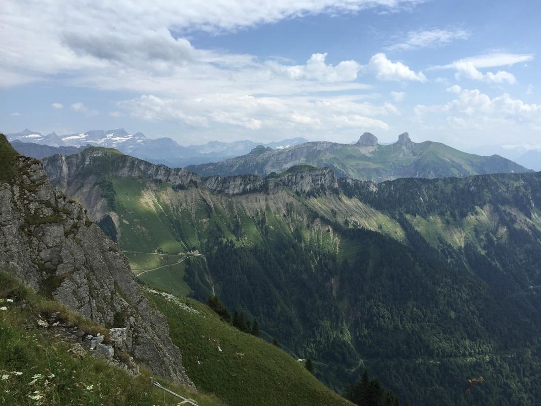 Rochers-de-Naye, Swiss Alps