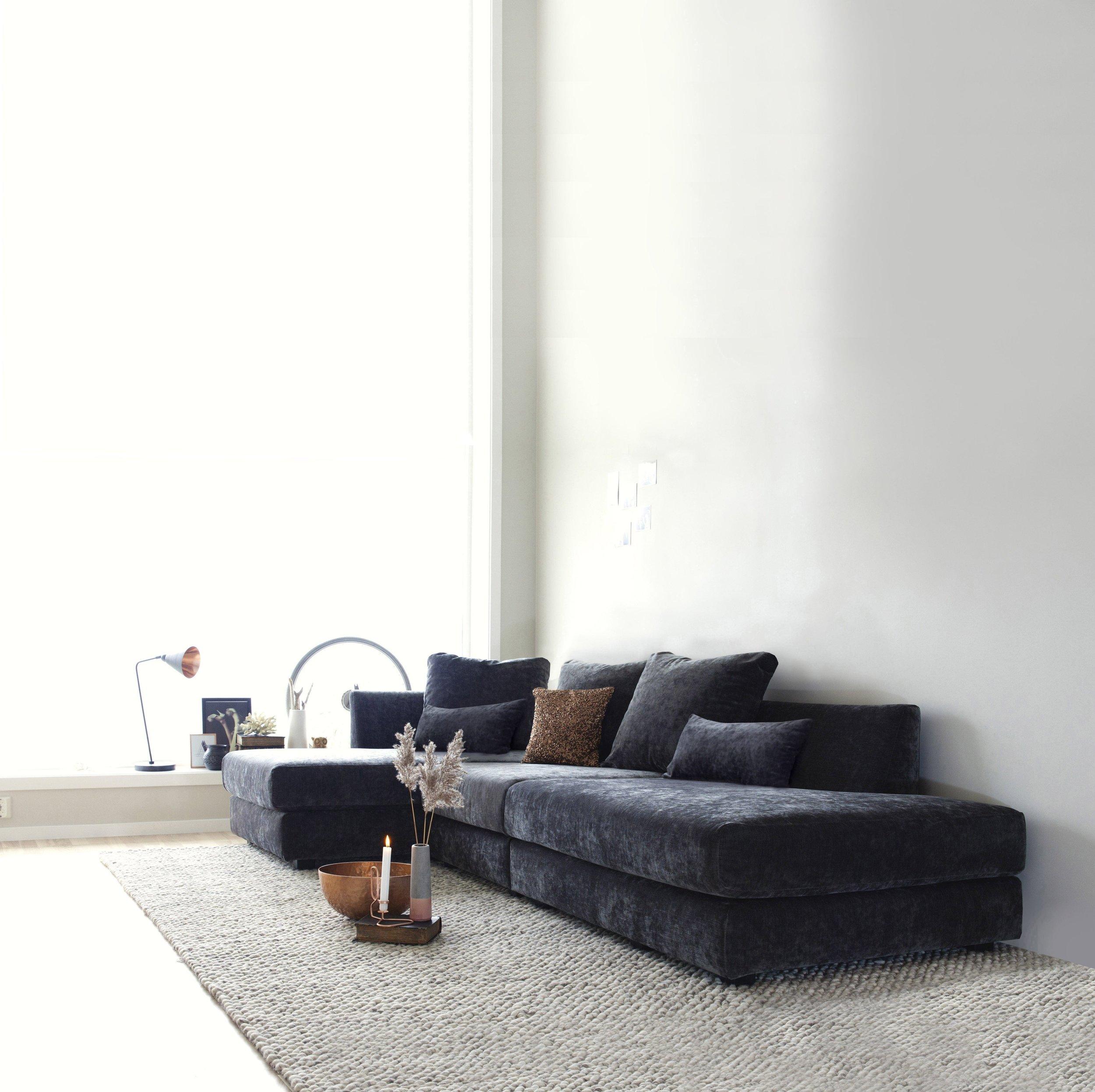 Hvile sofa ygg&lyng