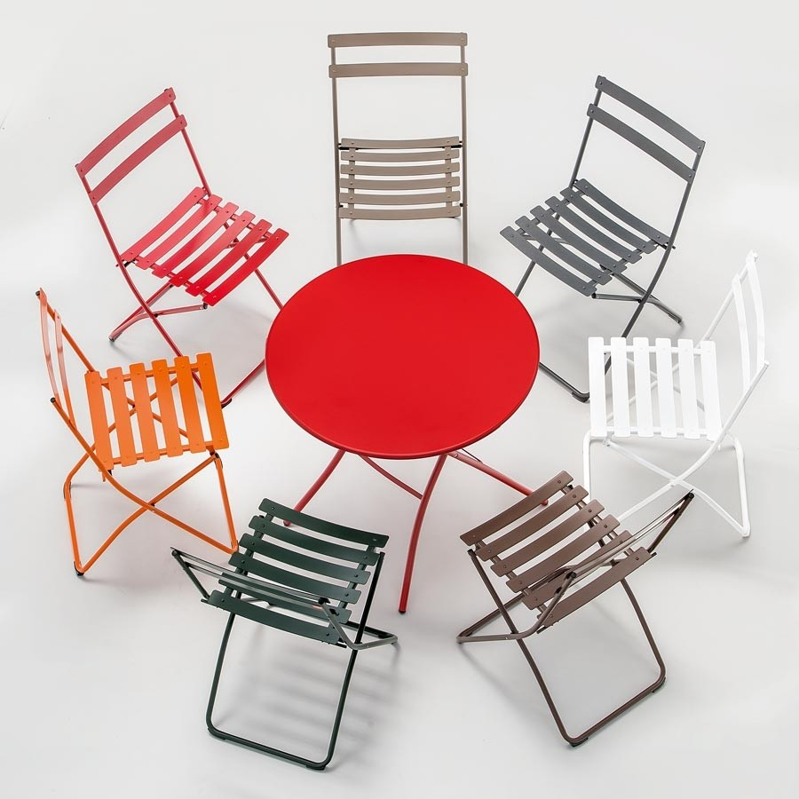 fiam spring closable chair