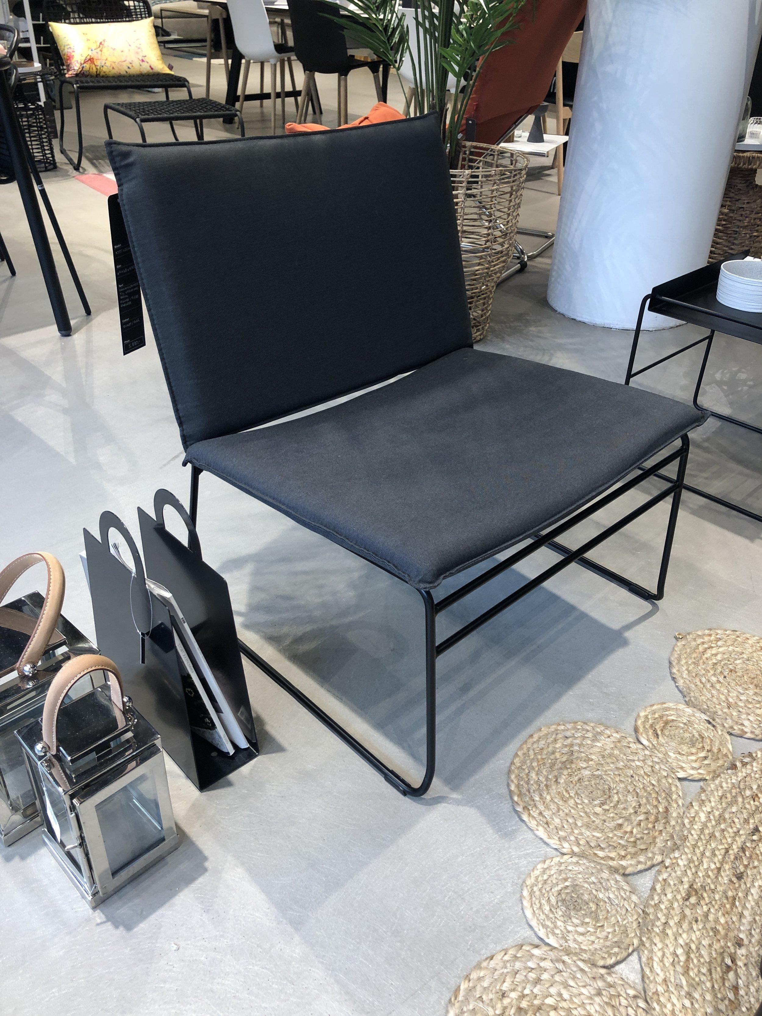 KYST loungestol: -**% - Purekk til utendørs-bruk