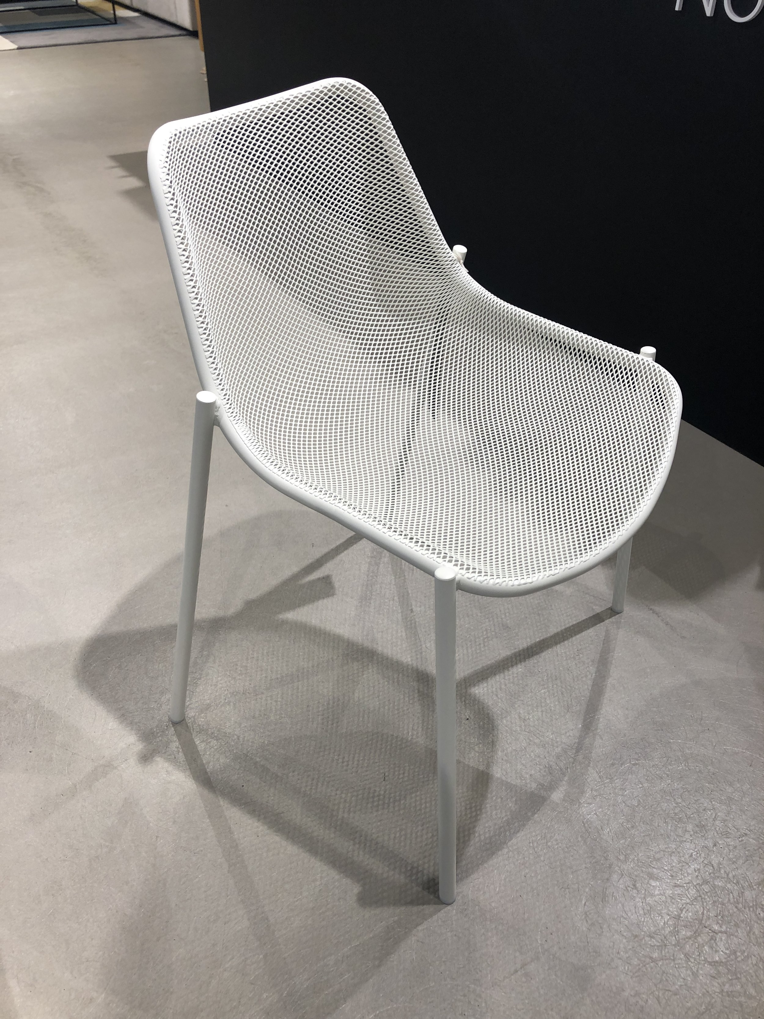 Round stol: -**% - Selges parvis 2, 4 eller 6 stk