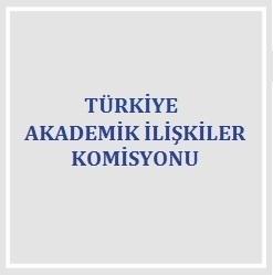 Türkiye Akademik İlişkiler Komisyonu
