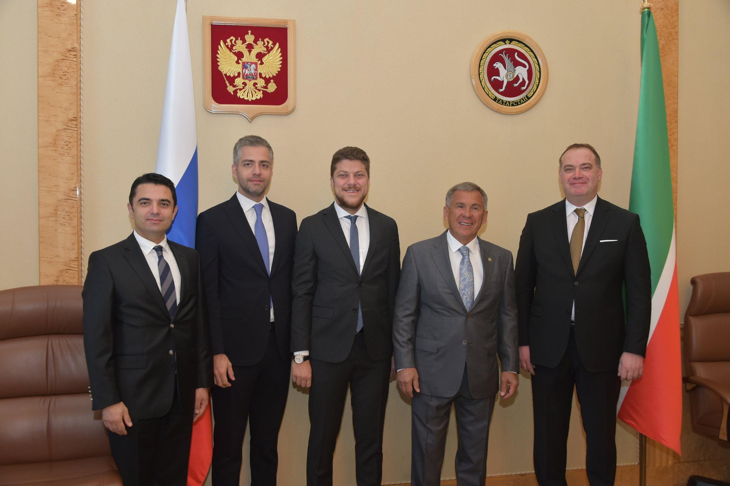 Official Tatarstan