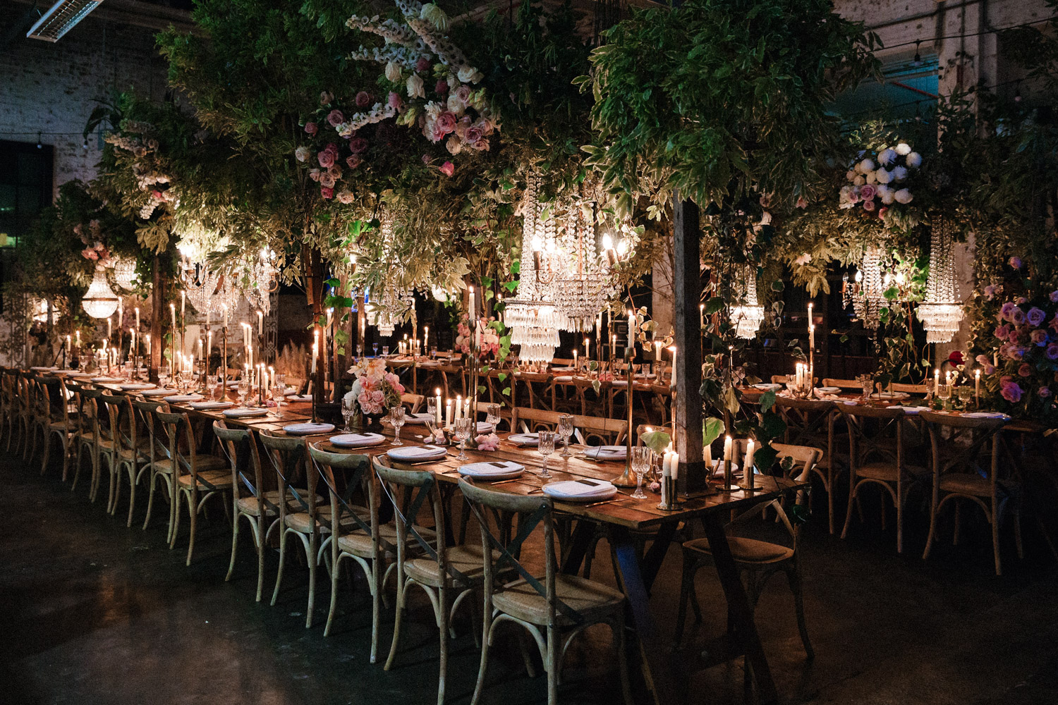 Three Blue Ducks, Rosebery - - For The Inner-city Industrial Warehouse Wedding