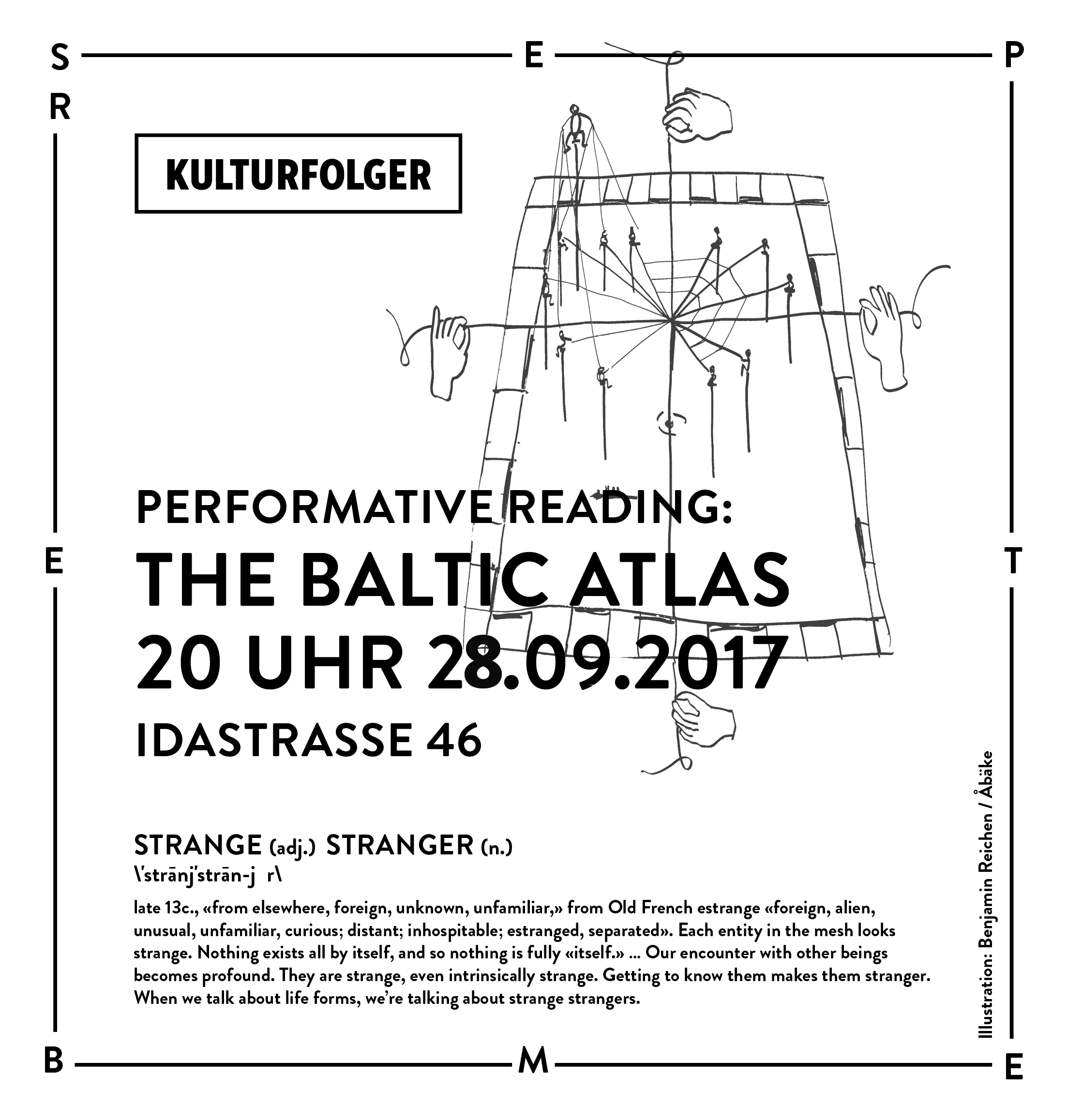 "THE BALTIC ATLAS … is a gradient between two questions. The first: ""what is possible to imagine?"" focuses on interpretations, fictional stories, analyses, and reflections on the ongoing processes, and proposes future projections. The second: ""what is possible?"" is an inquiry into the methods, resources, and parameters that define space. Parallel discourses are positioned next to each other—overlaid in an atlas that works in range of different modes. An atlas is a medium that unravels multiple ways of seeing the region of the Baltic States as an intensification of networks, agendas, and ideas that are relevant on a global scale. This publication offers a sense of an open-ended ecology of spatial practices—a forum on what is to come.   BIO: Dagnija Smilga and Karlis Berzins as practicing architects, scholars, researchers, and curators for the past 12 years has been operating between Zürich, Vienna and Riga. Their latest projects include publication ""The Baltic Atlas"" and co-curating and designing exhibition ""The Baltic Pavilion"" - Estonian, Latvian and Lithuanian representation in the 15th International Architecture Exhibition - La Biennale di Venezia 2016."