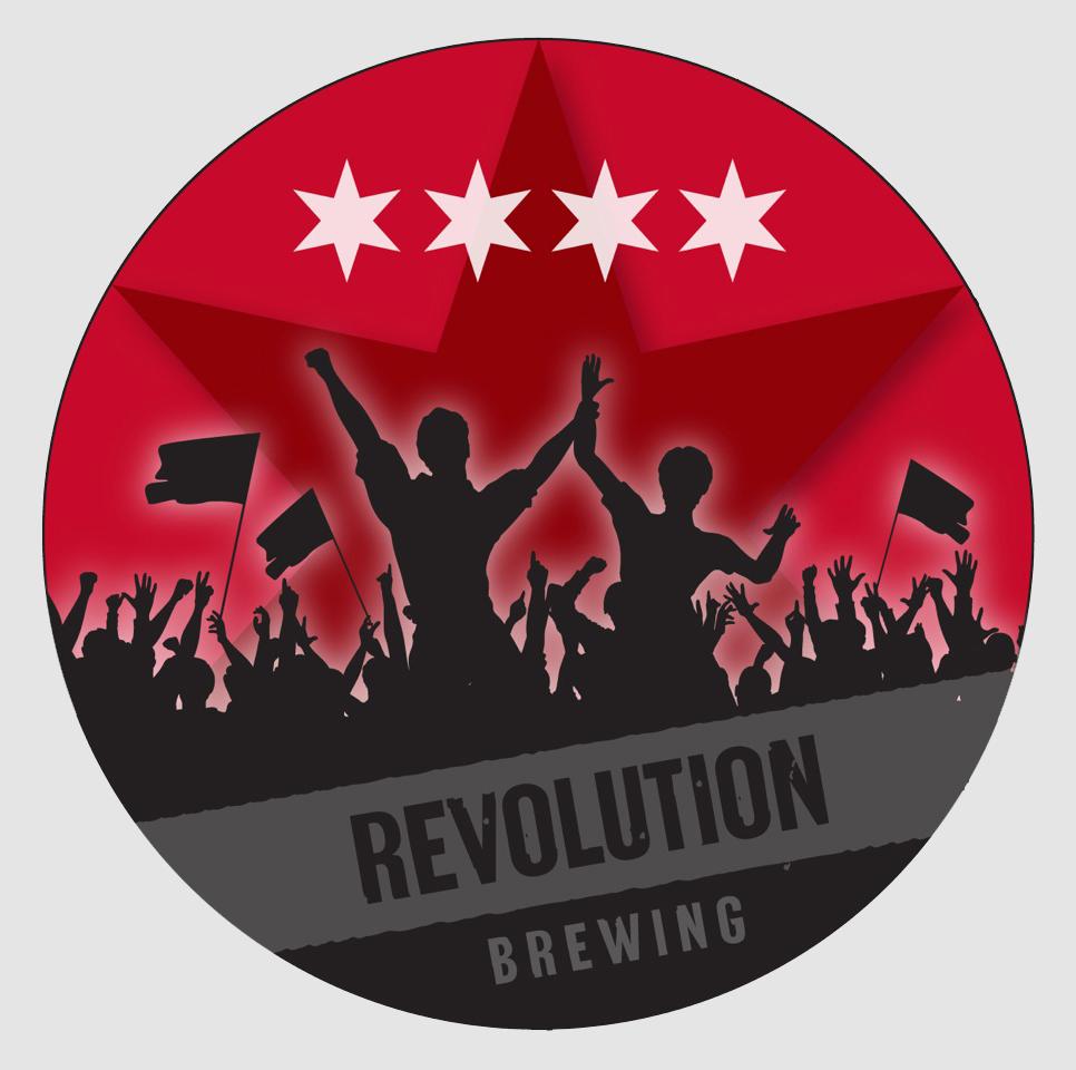 BUTTON: Revolution Brewing (Contest Winner!)