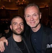 Jamie Lloyd & Gary Kemp