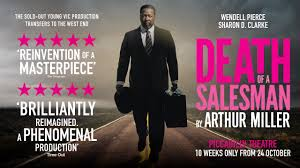 DEATH OF A SALESMAN- STARRING WENDELL PIERCE AND SHARRON D CLARKE- WEST END TRANSFER TO PICCADILLY THEATRE OCTOBER 2019