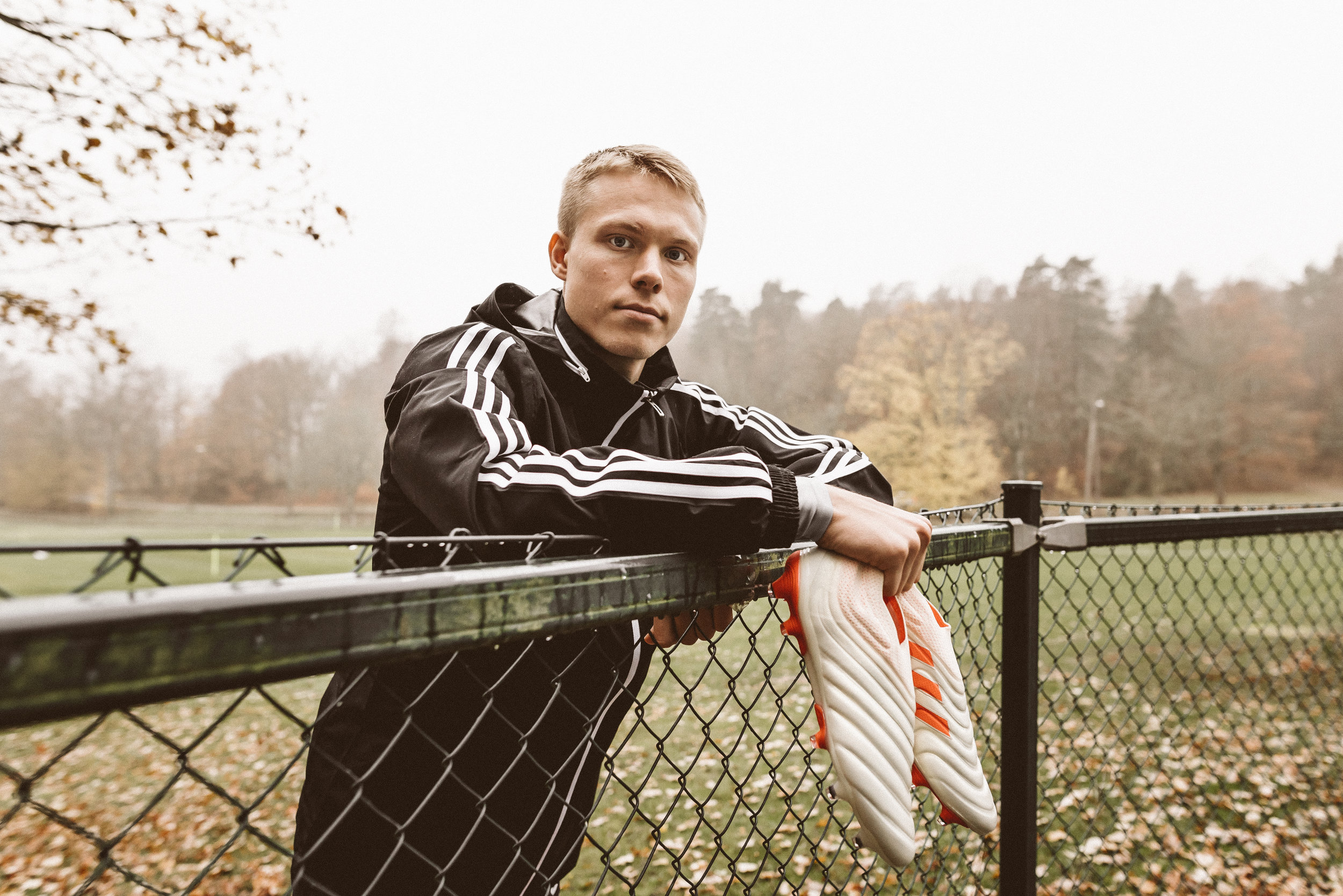 + ADIDAS +INITIATOR PACK - For this release of the adidas Initiator Pack I was shooting with both Swedish and Norwegian soccer players so check it out.+ Posted December 2018 +