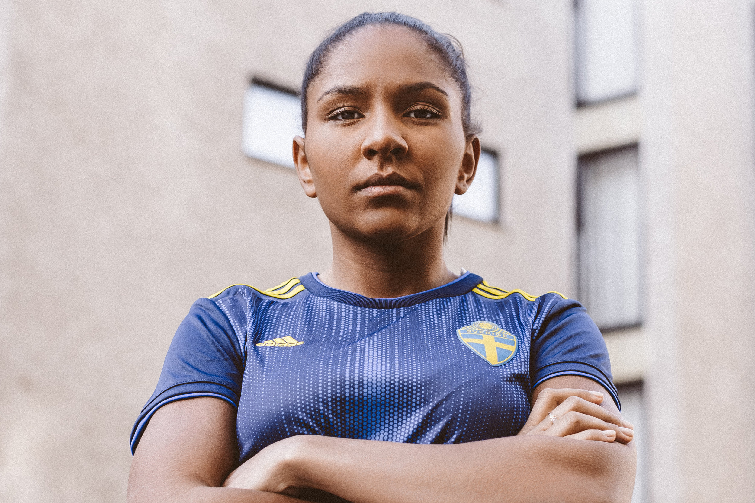 + ADIDAS +FIFA WORLD CUPWOMENS JERSEY - Now is the official FIFA WORLD CUP jersey for the Swedish Women's National Team live! so check out the world cup team players that's ride with ADIDAS in the home and away jerseys.+ Posted April 2019 +